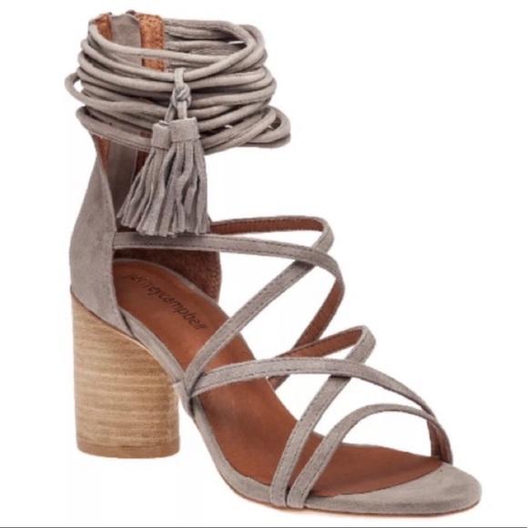 1500c644aa9 Jeffrey Campbell Shoes - Jeffrey Campbell Despina Block Heel Sandals